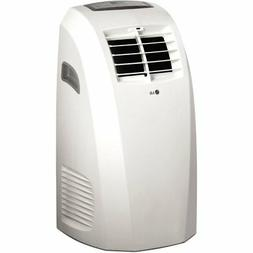 LG 10,000 Btu 115V Portable Air Conditioner with Remote Cont