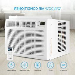DELLA 10,000 BTU Window Air Conditioner Room Up to 450 Sq Fe