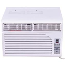 115 V Home Office Compact Window-Mounted Air Conditioner wit