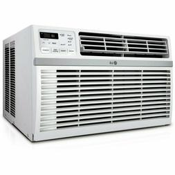 LG 12,000 BTU 115V Window-Mounted Air Conditioner with Remot