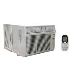 12,000 BTU Energy Star Window Air Conditioner with Follow Me