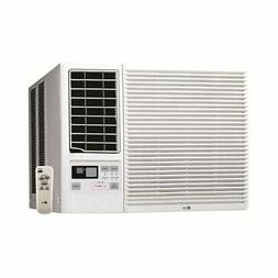 LG - 18,000 BTU - Window Air Conditioner - 3.7 kW Electric H