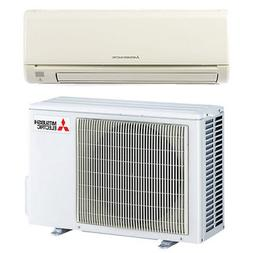 12k BTU 23.1 SEER Mitsubishi M Series Ductless Air Condition