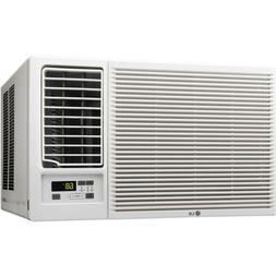 LG 23000 BTU Window Air Conditioner Heat Cool 230V LW2416HR