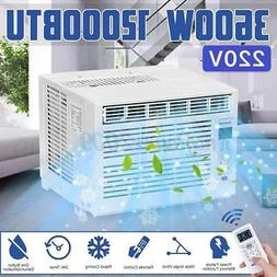 3600W Window Air Conditioner 12000BTU Quiet Cooling 24H Time