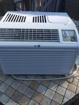 LG Electronics 5,000 BTU 115-Volt Window Air Conditioner