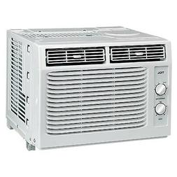 TCL 5,000 BTU 115V Window-Mounted Air Conditioner with Mecha