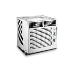 Tcl 5,000 Btu Mechanical Window Air Conditioner; White