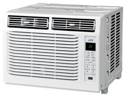 TCL 5,000 BTU White Window Air Conditioner with Remote