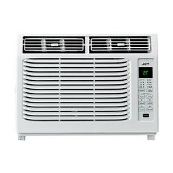 TCL 5,000 BTU Window Air Conditioner with Remote; White