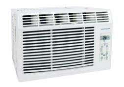 5,000 BTU Window-Mounted Air Conditioner System Unit with LC