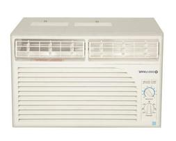 5000 BTU 115 Volt Small Window Air Conditioner Manual Contro