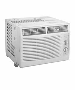 Cool-Living 5000 BTU Compact Window Air Conditioner 115V Wit