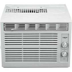 5000 btu cooling window air conditioner white