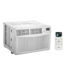 6,000 BTU Window Air Conditioner w/ Dehumidifier and Remote