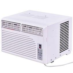 6000/8000/10000 BTU Compact 115V Window-Mounted Air Conditio