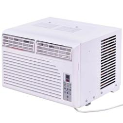 6000/8000/10000 BTU Window-Mounted Air Conditioner with Remo