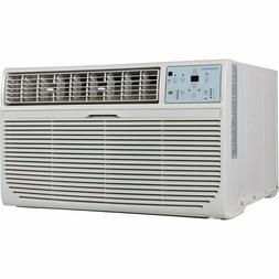 8,000 btu 115v through-the-wall air conditioner with heat ca