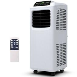 8000 BTU Portable Air Conditioner & Dehumidifier Function Re