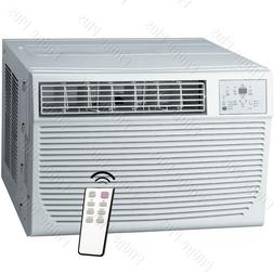 8000 BTU Window AC Unit w/ 3500 BTU Heater, 115V Home Air Co