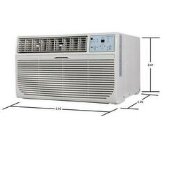 Keystone KSTAT12-1C 12000 BTU 115V Through-The-Wall Air Cond