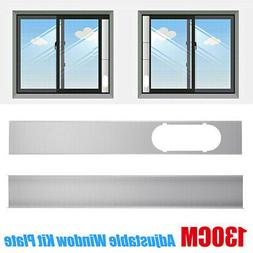 Adjustable Window Slide Kit Plate Accessories For Portable A