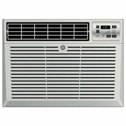 "GE AEM05LX 19"" Window Air Conditioner with 5200 Cooling BTU,"