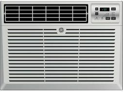 "GE AEM06LX 19"" Window Air Conditioner with 6050 Cooling BTU,"