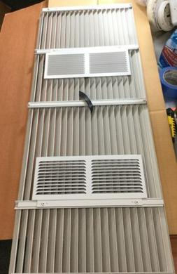 Amana AGK01TB PTC and PTH Air Conditioner Window Cover