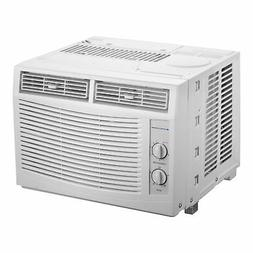 Air Conditioner 5,000 BTU Window Mount Cooling AC  With Wind