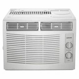AMANA AMAP050BW Window Air Conditioner, Cool Only, 5000 BtuH