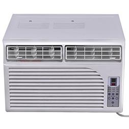 COSTWAY Cold Air Conditioner Window-Mounted Compact w/Remote