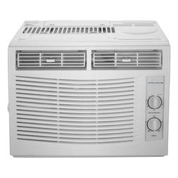 Cool-Living 5,000 BTU Window Air Conditioner, 115V With Doub