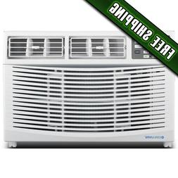Cool-Living 8,000 BTU 115-Volt Window Air Conditioner with D