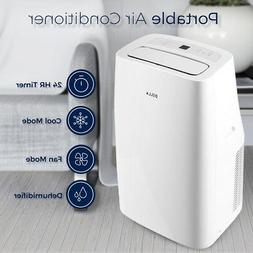cooling portable air conditioner fan dehumidifier lcd
