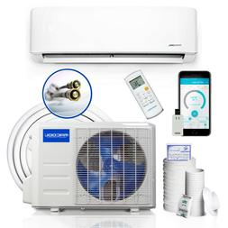 MRCOOL DIY 18K BTU 16 SEER Ductless Mini-Split Heat Pump w/