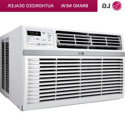 LG High Efficiency Window Air Conditioner, White