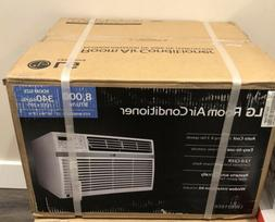 LG Electronics 8,000 BTU 115-Volt Window Air Conditioner wit