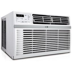 LG Energy Star Qualified 18,000 BTU Window-Mounted Air Condi