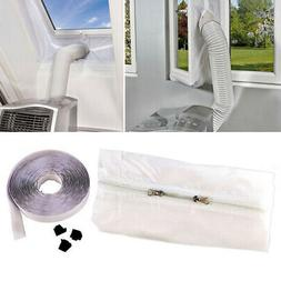Hot Air Stop Conditioner Outlet Window Sealing Kit for Mobil