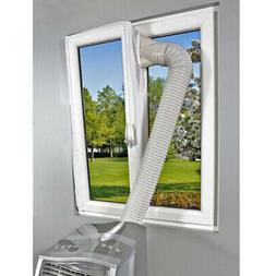 Hot Air Stop Window Sealing Kit Durable For Air Conditioners