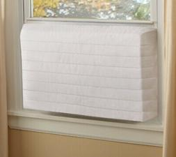 Indoor Quilted Air Conditioner Cover