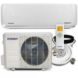 Pioneer WYS012-17 Air Conditioner Inverter+ Ductless Wall Mo