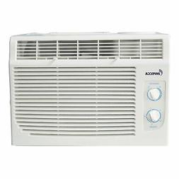 Impecca 5,000 BTU Window Air-Conditioner, Whisper Quiet Oper