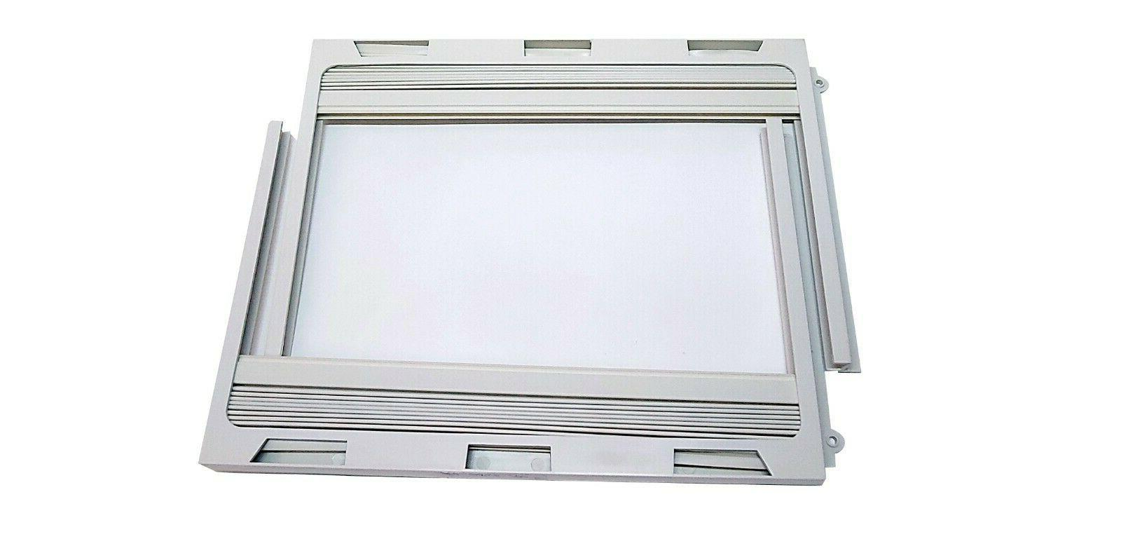 1 pair window air conditioner frames
