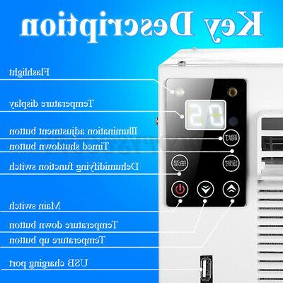 Conditioner Cooling Heat Timing Dehumidification