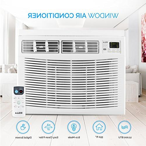 Air Conditioner Energy Star White