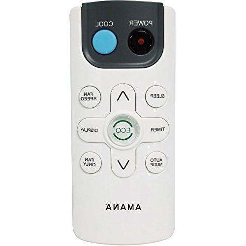 Amana 12,000 Window-Mounted Air Remote