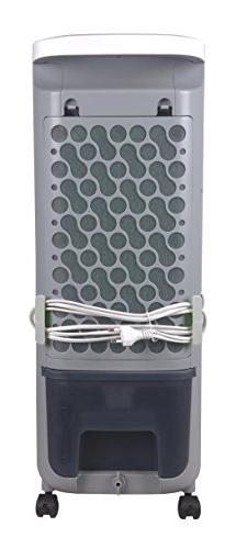 Whirlpool 155 Cfm Evaporative Air Remote and Ice