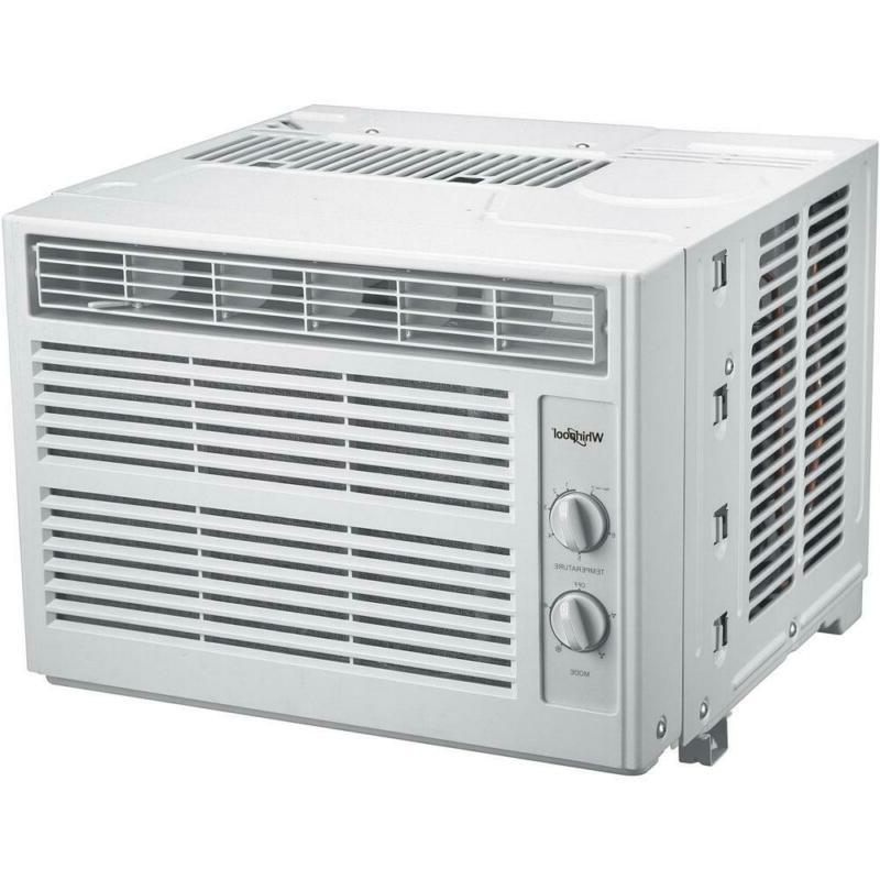 5,000 BTU 115-Volt Air Conditioner and